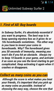 Unlimited Subway Surfer 2 screenshot 3