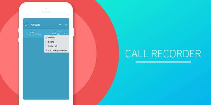Call Recorder For Android poster
