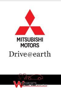 Mitsubishi poster