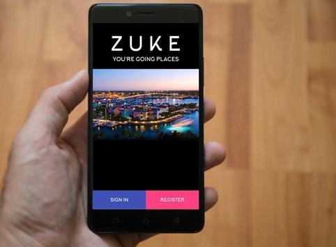 ZUKE - PARTNER poster