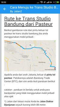 Wisata Bandung poster