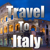 Travel to Italy icon