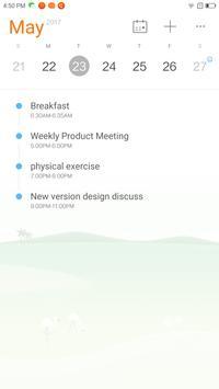 NoteCalendar screenshot 2