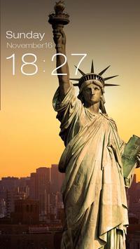 ZUI Locker Theme - New York poster