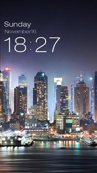 ZUI Locker Theme - New York screenshot 1