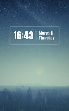 ZUI Locker Theme - Pure Sky poster