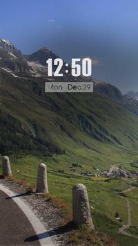 ZUI Locker Theme - Swiss screenshot 2