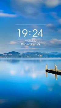 ZUI Locker Theme - Waiting screenshot 1
