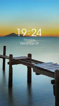 ZUI Locker Theme - Waiting screenshot 2