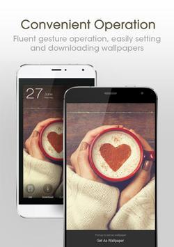 ZUI Wallpaper-HD live images apk screenshot