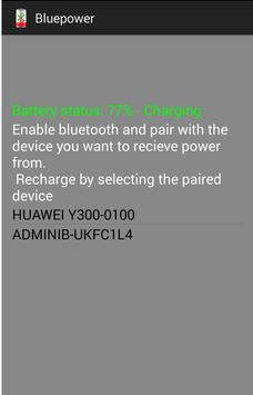 BluePower screenshot 1