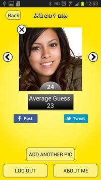 Guess My Age screenshot 2