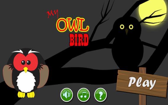 My Owl Bird poster