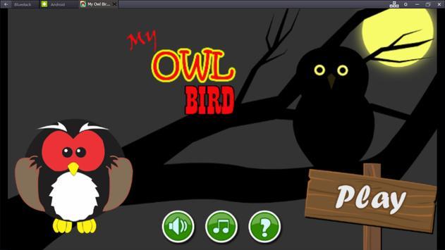 My Owl Bird screenshot 2