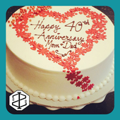 Anniversary Cake Ideas icon