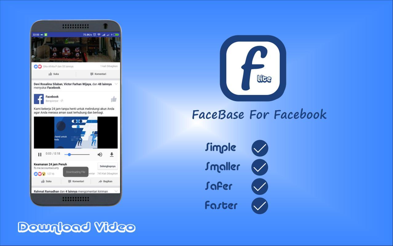 face lite for facebook lite apk download free social app for android. Black Bedroom Furniture Sets. Home Design Ideas