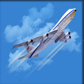 Airline Booking and Tracking icon