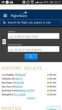 Airline Booking and Tracking screenshot 3
