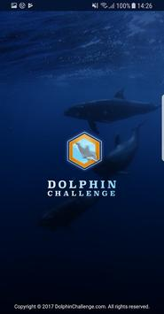 Dolphin Challenge poster