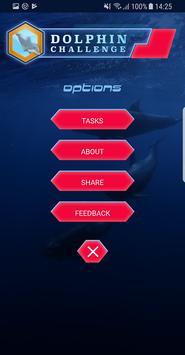 Dolphin Challenge apk screenshot