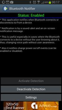 Bluetooth Notifier screenshot 4