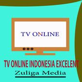 TV Online Indonesia Excelent icon