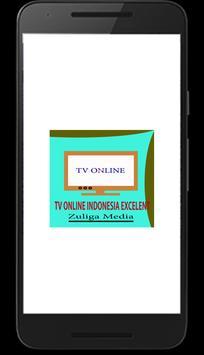 TV Online Indonesia Excelent screenshot 1