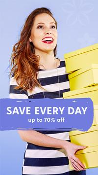 zulily - Shop Daily Deals in Fashion and Home poster