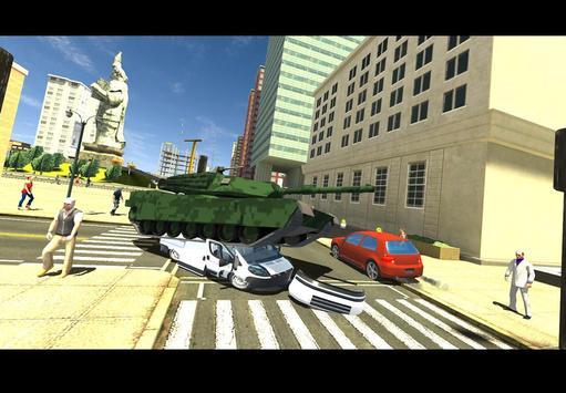 Crime Wars S. Andreas apk screenshot