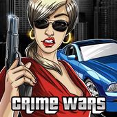 Crime Wars Island / Mad City Clash Of Crime icon
