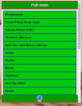 Fiqih Islam poster
