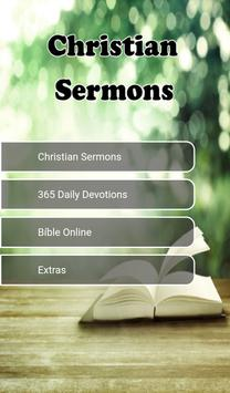 Christian Sermons apk screenshot