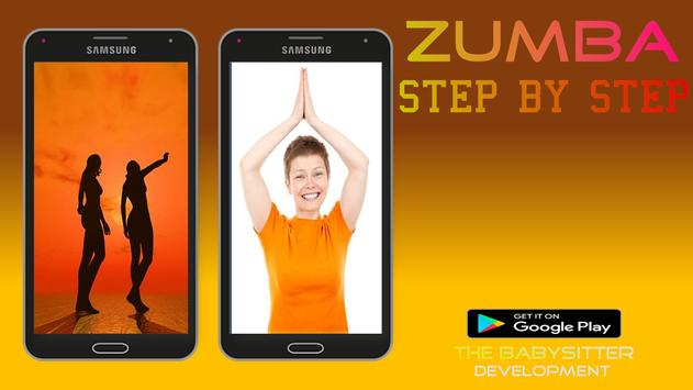 Zumba Step By Step poster
