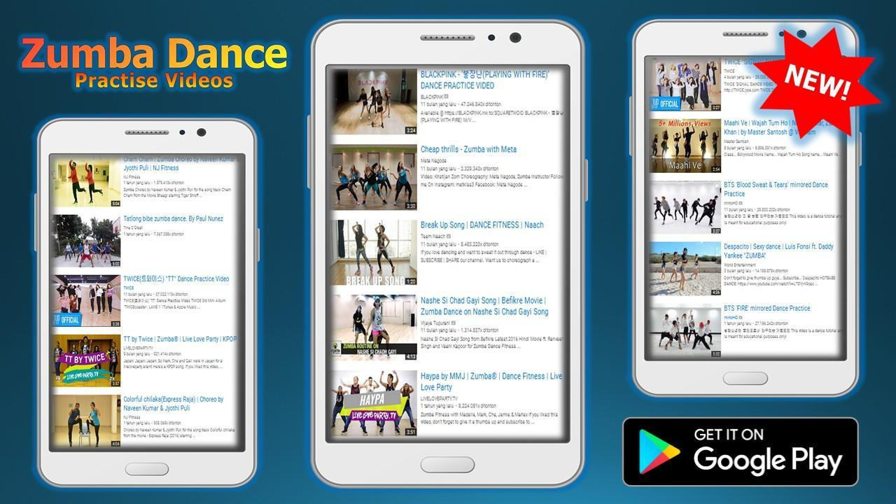 Zumba Dance Practise Videos for Android - APK Download