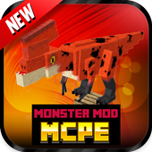 Monster Mod For MCPE. icon