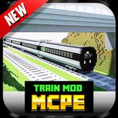 Train Mod For MCPE. icon