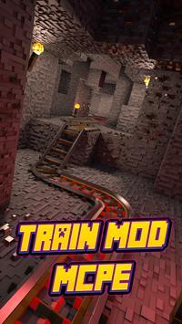 Train Mod For MCPE. screenshot 4