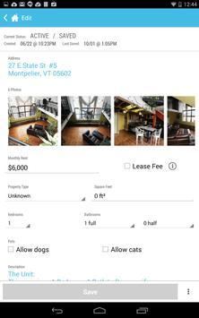 Post Rentals - Zumper Pro screenshot 1