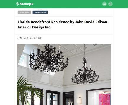 Homepx - Interior Home Decoration & Designs 2018 screenshot 10