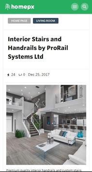 Homepx - Interior Home Decoration & Designs 2018 screenshot 2