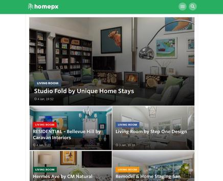 Homepx - Interior Home Decoration & Designs 2018 screenshot 6