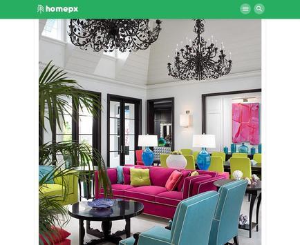 Homepx - Interior Home Decoration & Designs 2018 screenshot 8