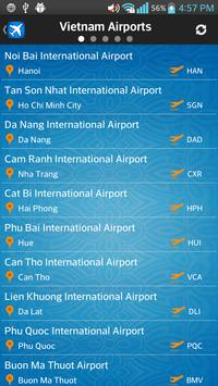 Vietnam Airports poster