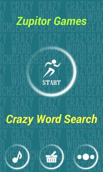 Crossword Search poster