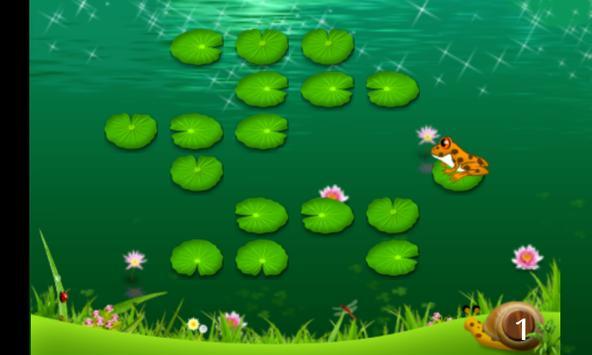 Jump Over Lotus screenshot 5