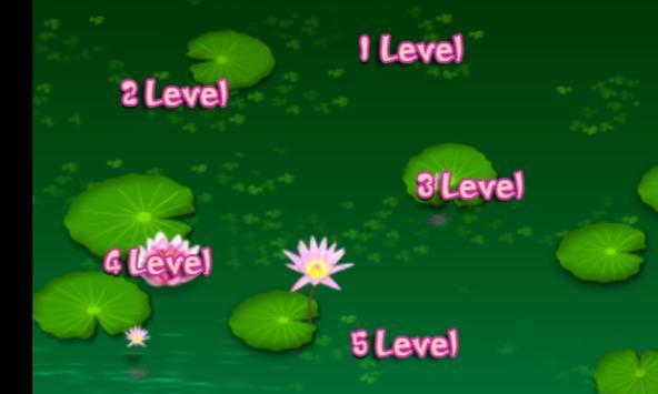 Jump Over Lotus screenshot 1