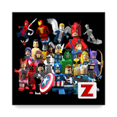 Best Lego Marvel Heroes Guide icon