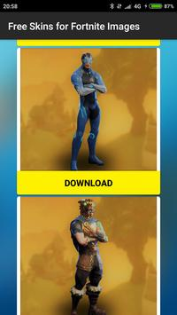 Free Skins for Fortnite images screenshot 3