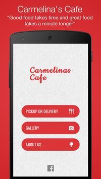 Carmelina's Cafe poster