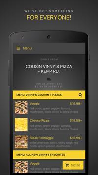 Cousin Vinny's Pizza apk screenshot